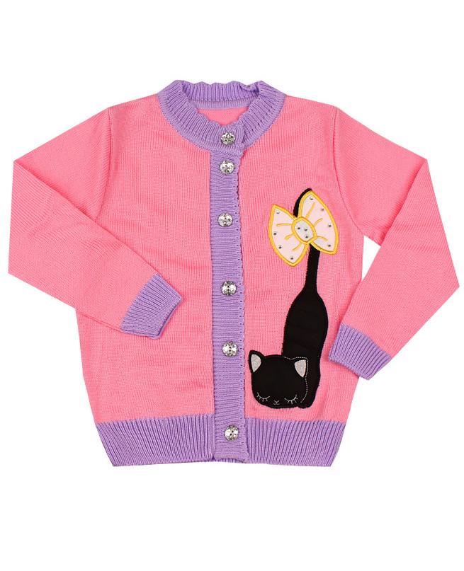 Джемпер для девочки , розовый (30/116 розовый )
