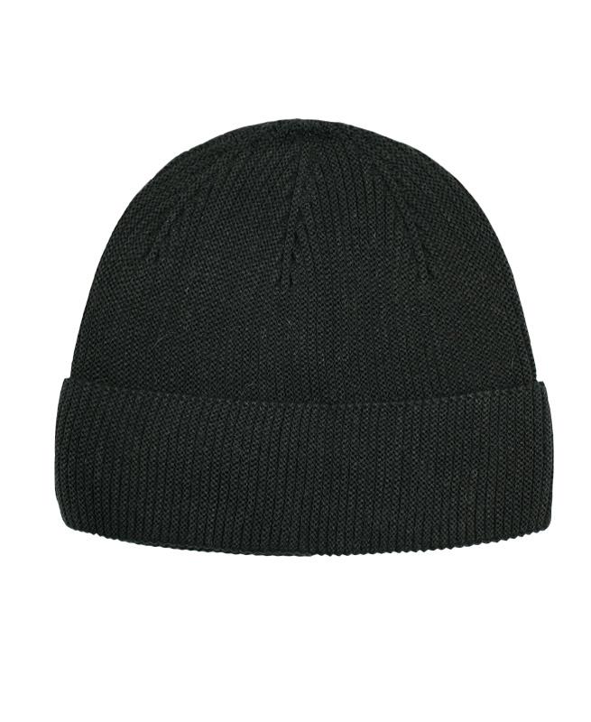 Серая шапка для мальчика (56/58, серый)