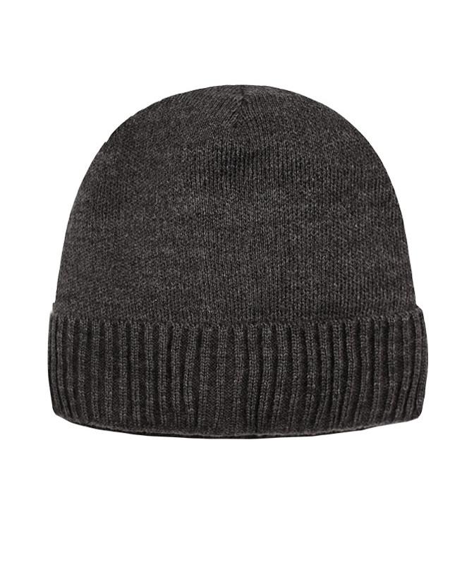 Серая шапка для мальчика (54/56, серый)