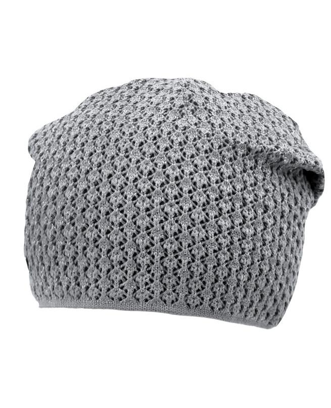 Серая шапка для девочки (54/56, серый)